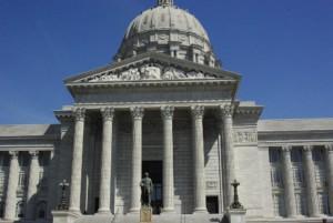 Missouri Capitol- state legislature